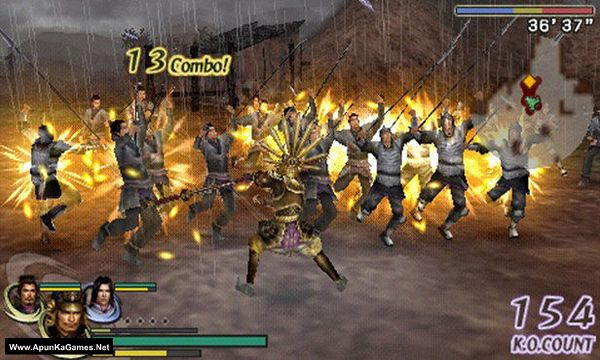 Warriors Orochi Screenshot 1, Full Version, PC Game, Download Free