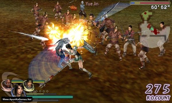 Warriors Orochi Screenshot 2, Full Version, PC Game, Download Free