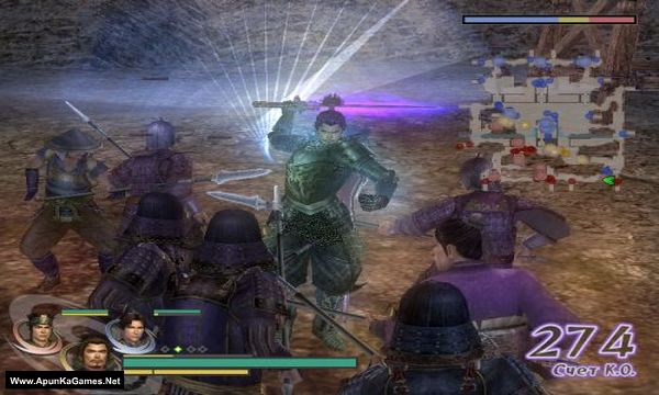 Warriors Orochi Screenshot 3, Full Version, PC Game, Download Free
