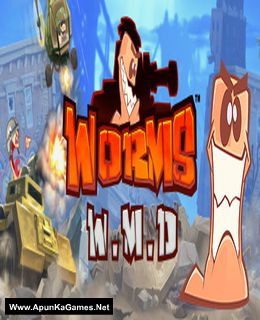 Worms W.M.D Cover, Poster, Full Version, PC Game, Download Free