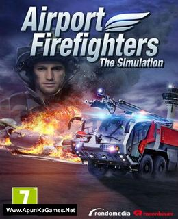 Airport Firefighters The Simulation Cover, Poster, Full Version, PC Game, Download Free