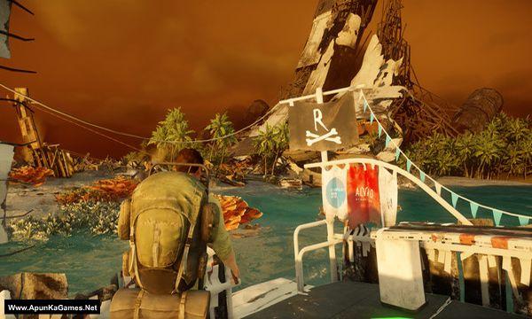 BlueFear Screenshot 2, Full Version, PC Game, Download Free