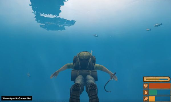 BlueFear Screenshot 3, Full Version, PC Game, Download Free