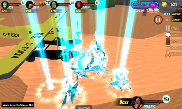 Dragon Little Fighters 2 Screenshot 1, Full Version, PC Game, Download Free