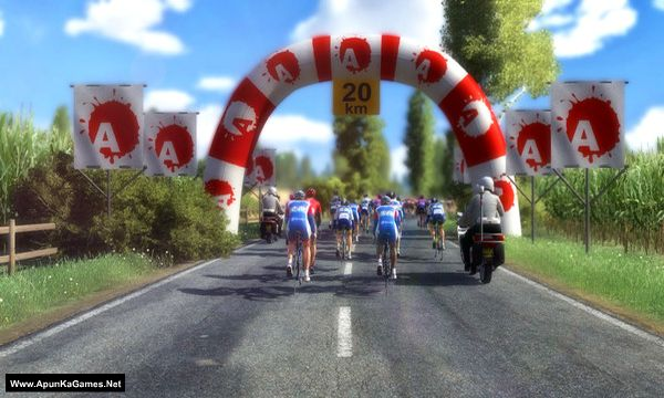 Pro Cycling Manager 2020 Screenshot 1, Full Version, PC Game, Download Free
