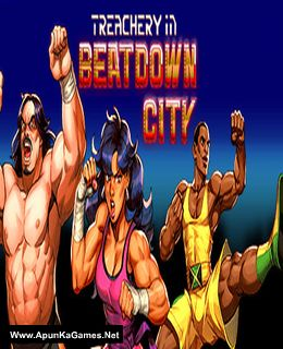 Treachery in Beatdown City Cover, Poster, Full Version, PC Game, Download Free
