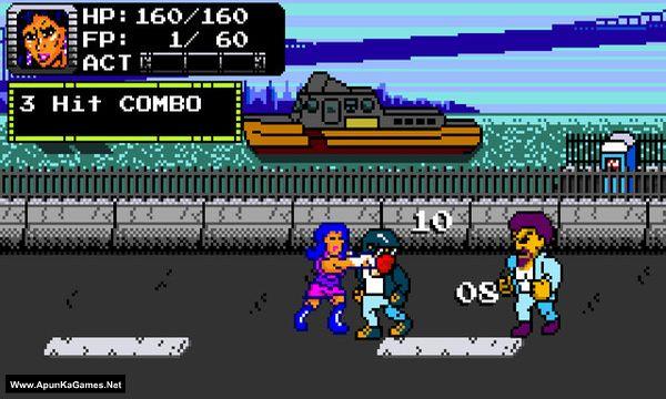 Treachery in Beatdown City Screenshot 1, Full Version, PC Game, Download Free