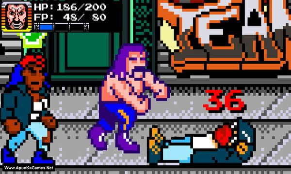 Treachery in Beatdown City Screenshot 3, Full Version, PC Game, Download Free