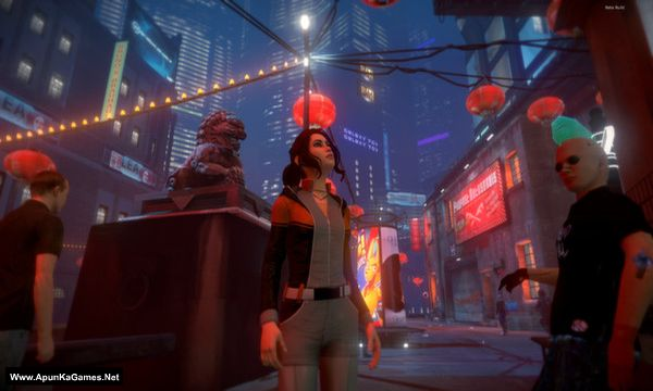 Dreamfall Chapters Screenshot 1, Full Version, PC Game, Download Free