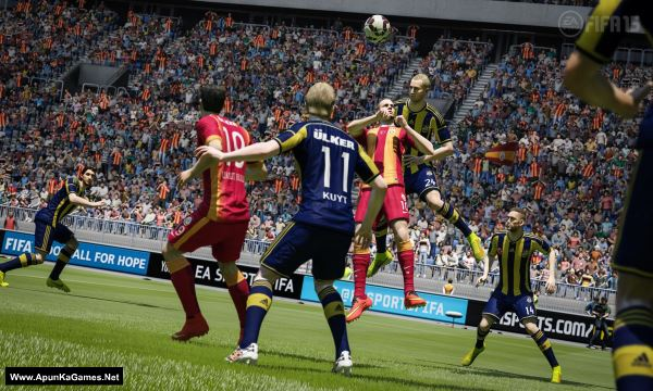 FIFA 15 Game Download